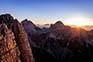 Nationalpark Triglav - Aufstieg Jalovec