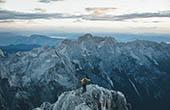 Nationalpark Triglav - Bergsteigen
