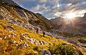 Bergwandern Triglav Nationalpark