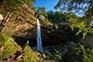 Nationalpark Triglav - Wasserfall Pericnik