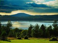 Naturpark Pivka Seen