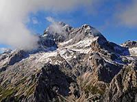 Soca Tal - Ausflug Triglav Gipfel