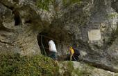 Eingang Dantehöhle