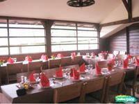 Restaurant Okrepcevalnica Tolminska korita - Tolminer Klammen