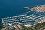 Marina Izola - Luftaufnahme