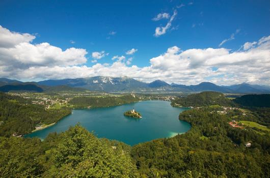 Bleder See - Bled, Slowenien