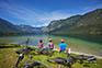Bohinjer See - Ausblick