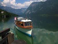 Bohinjer See - Ausflugsboot