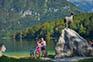 Radtour Bohinjer See