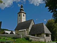 Kirche Hl. Johannes der Täufer