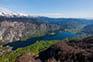 Panorama Bohinjer See