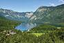 Ausblick Bohinjer See