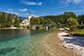 Baden, Bohinjer See