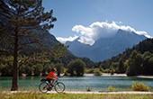 Jasna Jezero - Radfahren