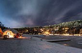 Winterszeit - Jasna See