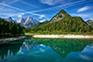 Kranjska Gora - Jasna See (Oberer See)