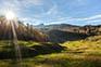 Bergwiese bei Klek