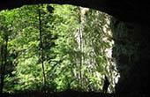Höhle Pokljuka Klamm