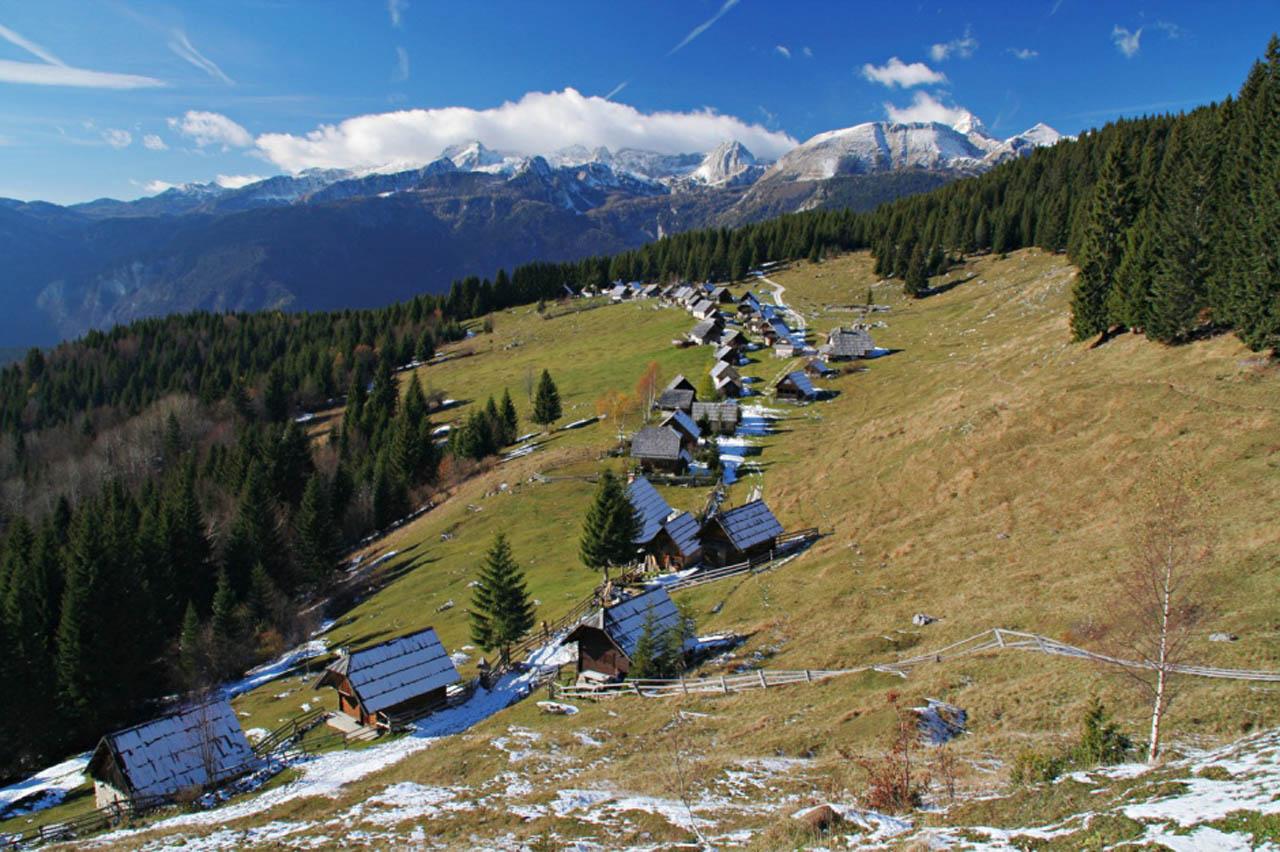 Pokljuka Slowenien