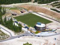 Sportzentrum Pokljuka