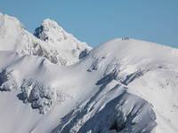 Kamniker Alpen beim Krvavec
