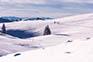 Winterlandschaft Velika planina