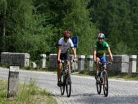 Mountainbiketour Vrsic Pass