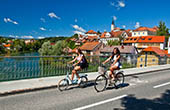 Radtour Novo Mesto