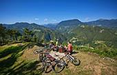 Rast - Radtour Sebreljska Plateau