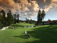 Golfplatz Arboretum Ljubljana