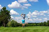 Moravske Toplice, Golf