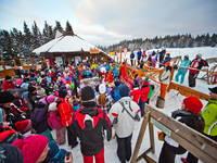 Kinderanimation Skigebiet Rogla