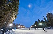 Nachtski Skigebiet Rogla
