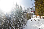 Skigebiet Rogla, Skilift