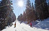 Schlepplift, Skigebiet Rogla
