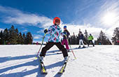 Ski fahren lernen, Rogla