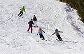 Skiabfahrt, Skischule Rogla