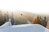 Snowboarder, Snowbark Rogla