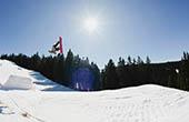 Akrobatik, Snowpark Rogla