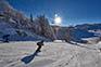 Skigebiet Vogel - Ski fahren