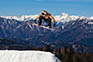 Snowboarding Skigebiet Cerkno