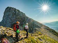 Slowenien Bergwandern