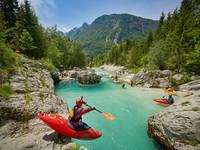 Kanu, Kajak, Rafting - Slowenien