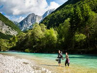 Wandern Slowenien