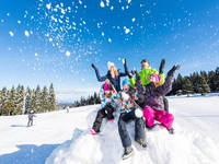 Wintersport in Slowenien
