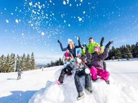 Wintersport in Slowenien