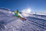 Skigebiet Krvavec, Slowenien