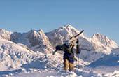 Skigebiet Krvavec