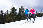 Skilanglauf - Skigebiet Rogla