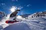 Skigebiet Vogel, Slowenien